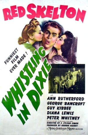 Whistling_in_Dixie_FilmPoster